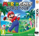 Mario Golf: World Tour Duitse Kaft voor Nintendo 3DS