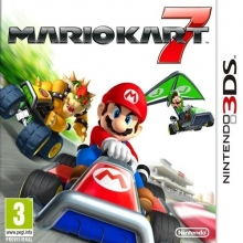 /Mario Kart 7 Losse Game Card voor Nintendo 3DS