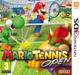 Mario Tennis Open voor Nintendo 3DS