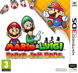 Mario and Luigi Paper Jam Bros voor Nintendo 3DS
