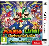 Mario and Luigi Superstar Saga Plus Bowsers Onderdanen voor Nintendo 3DS