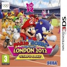 Mario and Sonic op de Olympische Spelen Londen 2012 voor Nintendo 3DS