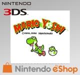 Mario and Yoshi voor Nintendo 3DS