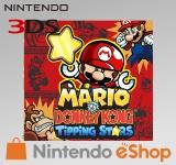 Mario vs Donkey Kong Tipping Stars voor Nintendo 3DS