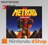 Metroid II Return of Samus voor Nintendo 3DS