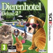 Mijn Dierenhotel Deluxe 2 3D voor Nintendo 3DS