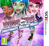 Monster High Skultimate Roller Maze voor Nintendo 3DS