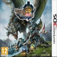 Monster Hunter 3 Ultimate voor Nintendo 3DS