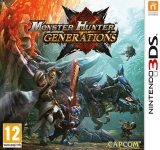 Monster Hunter Generations Losse Game Card voor Nintendo 3DS