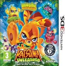 Moshi Monsters Katsuma Unleashed voor Nintendo 3DS