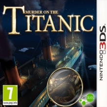Murder on the Titanic voor Nintendo 3DS