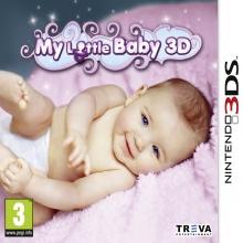 My Little Baby 3D voor Nintendo 3DS