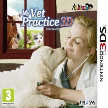My Vet Practice 3D - In the Country voor Nintendo 3DS