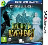 Mystery Case Files Return to Ravenhearst voor Nintendo 3DS