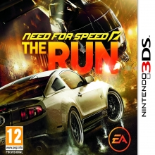 Need for Speed: The Run Losse Game Card voor Nintendo 3DS