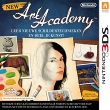 New Art Academy voor Nintendo 3DS