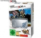 New Nintendo 3DS XL Monster Hunter 4 Ultimate Edition met 5 Voorgeïnstalleerde Games - Mooi & in Doos voor Nintendo 3DS