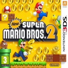 /New Super Mario Bros. 2 Losse Game Card voor Nintendo 3DS