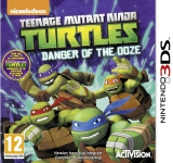 Nickelodeon Teenage Mutant Ninja Turtles: Danger of the Ooze voor Nintendo 3DS