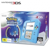 /Nintendo 2DS Pokémon Special Moon Edition - Mooi & in Doos voor Nintendo 3DS