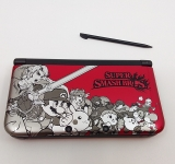 Nintendo 3DS XL Super Smash Bros. Limited Edition - Nette Staat voor Nintendo 3DS