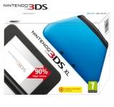 Nintendo 3DS XL Zwart & Blauw - Zeer Mooi & in Doos voor Nintendo 3DS