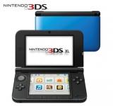 Nintendo 3DS XL Zwart & Blauw met Steel Diver Voorgeïnstalleerd - Gebruikte Staat voor Nintendo 3DS