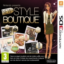 Nintendo presents: New Style Boutique voor Nintendo 3DS