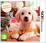 Nintendogs + Cats: Golden Retriever + Nieuwe Vrienden Losse Game Card voor Nintendo 3DS