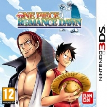 One Piece: Romance Dawn voor Nintendo 3DS