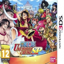 One Piece: Unlimited Cruise SP voor Nintendo 3DS