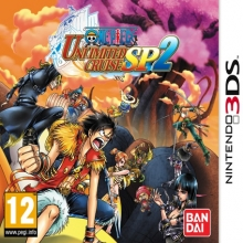 One Piece: Unlimited Cruise SP 2 voor Nintendo 3DS