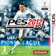 PES 2012 3D: Pro evolution soccer Losse Game Card voor Nintendo 3DS