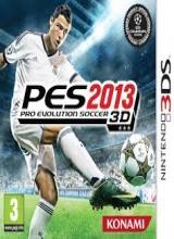 PES 2013 3D Pro Evolution Soccer voor Nintendo 3DS
