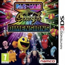 Pac-Man and Galaga Dimensions voor Nintendo 3DS