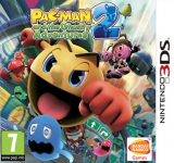 Pac-Man and the Ghostly Adventures 2 voor Nintendo 3DS