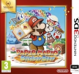 Paper Mario: Sticker Star Nintendo Selects voor Nintendo 3DS