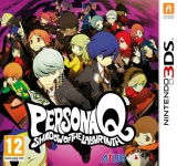 Persona Q Shadow of the Labyrinth voor Nintendo 3DS