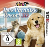 Pets Paradise Resort 3D Losse Game Card voor Nintendo 3DS