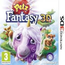 Petz Fantasy 3D voor Nintendo 3DS