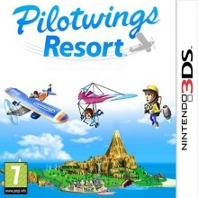 Pilotwings Resort voor Nintendo 3DS