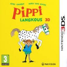 Pippi Langkous 3D voor Nintendo 3DS