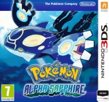 Pokémon Alpha Sapphire Losse Game Card voor Nintendo 3DS