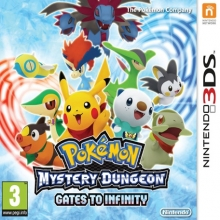 Pokémon Mystery Dungeon: Gates to Infinity voor Nintendo 3DS