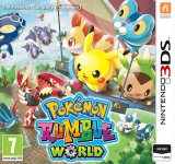 Pokémon Rumble World voor Nintendo 3DS