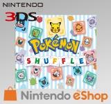 Pokemon Shuffle voor Nintendo 3DS