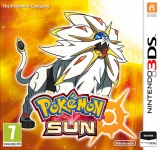 /Pokémon Sun Losse Game Card voor Nintendo 3DS