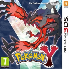 Pokémon Y Losse Game Card voor Nintendo 3DS