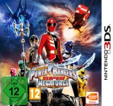 Power Rangers Super Megaforce voor Nintendo 3DS