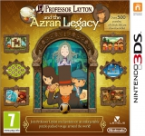 Professor Layton and the Azran Legacy voor Nintendo 3DS